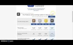 Empowr – The new earnings plan rundown – selecting gold vs platinum