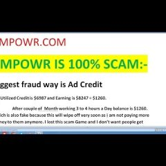 Empowr Exposed – 100% Scam Fraud with proof