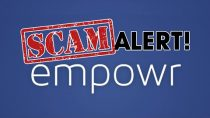 Scam Alert : empowr.com Be careful !!