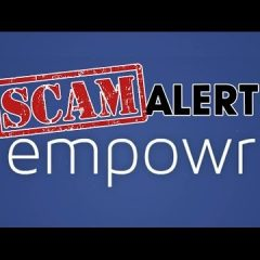 Empowr Fraud (Scam) with Proof from a Conversation with May Ram