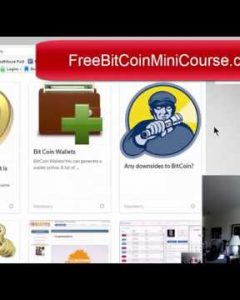 Free BitCoin Mini Course (also covers alt-coins, blockchain, bitshares, ethereum…)